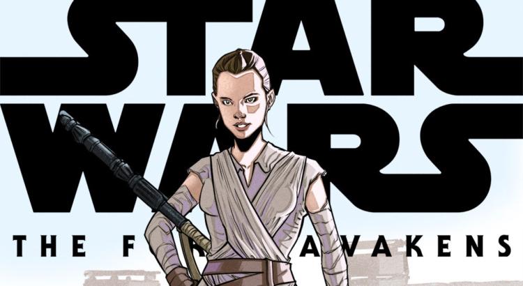 Star Wars - Rey Thumb